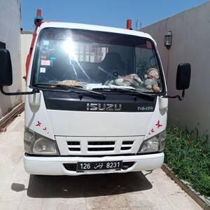Sousse-vehicules_et_pieces-Isuzu-nkr