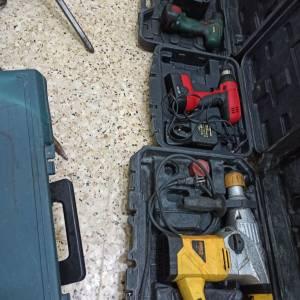 Sfax-materiaux_et_equipement-lots-de-matériels-professionnel-occasion-en-bonne