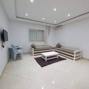 Nabeul-immobilier-alouer-a-hammamet-APART-luxe-par-nuits-meublé-clim