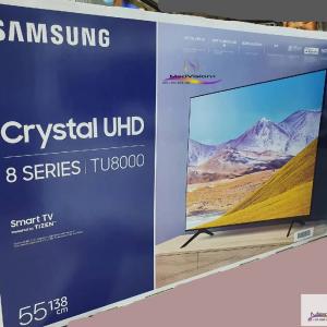 """Tunis-informatique_et_multimedia-SAMSUNG-55""""-serie-8-(TU8000)-SMART-UHD/4K-Euro"""