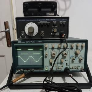 Tunis-materiaux_et_equipement-oscilloscope-et-GBF