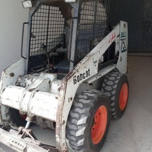 Sousse-vehicules_et_pieces-Bobcat-en-bonne-état