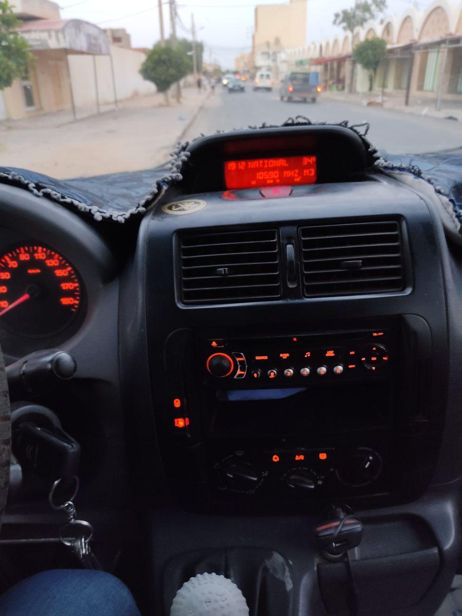 Carte voiture Citroen Jumpy