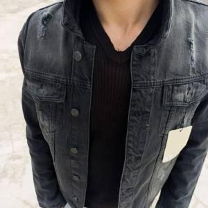 Sousse-mode_et_beaute-Jeans-Jacket-(Black/Blue)
