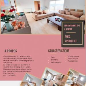 Nabeul-immobilier-A-Vendre-Appartements-Meublé-1-Pièces