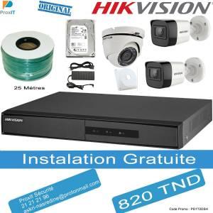 Tunis-informatique_et_multimedia-Pack-Promo-HikVision-DVR-4-Chaine-avec-3-Caméra-2M