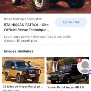 Ben-Arous-vehicules_et_pieces-pièce-voiture-golf-3-/-nissan-patrol