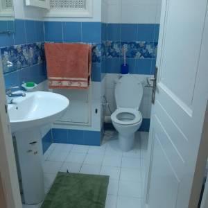 Tunis-immobilier-شقق-مفروشة-للايجار-باليوم-في-العوينة-120د