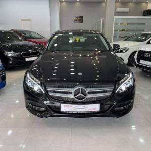 Sfax-voitures-Classe-C-(Mercedes)-2014-Automatique-Essence