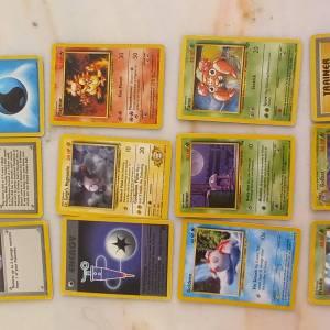 Tunis-loisirs_et_jeux-lot-de-carte-Pokemon-set-de-base-et-plus