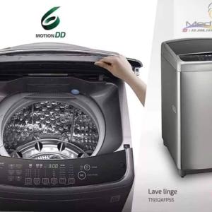 Tunis-maison_et_jardin-Machine-a-laver-LG-13KG-SMART-inverter